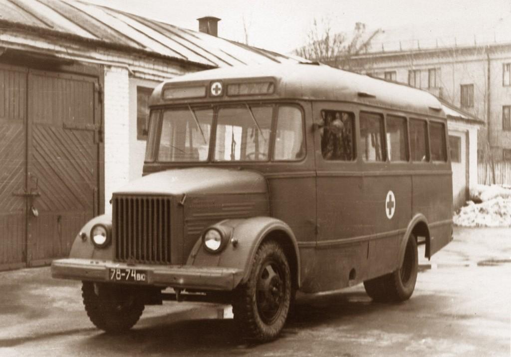 КАвЗ-651 АвтоКлуб ГАЗ 51.