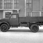 ГАЗ 51 с деревянной кабиной