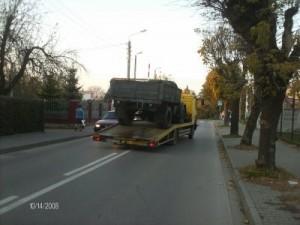 Транспортировка ГАЗ 51
