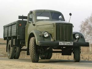 Бортовой ГАЗ-51