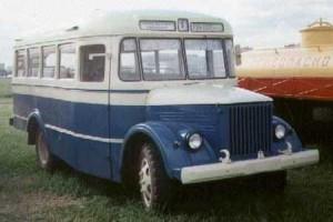 Серийный КАВЗ-651, выпускавшийся в 1959-1970 гг.