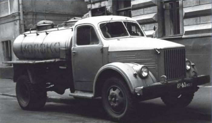 Молоковоз ГАЗ-51