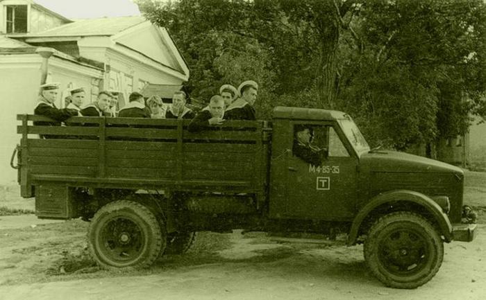 ГАЗ-51Н