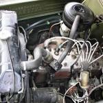 Двигатель ГАЗ-51 после реставрации